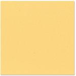 Bazzill Basics - 12 x 12 Cardstock - Orange Peel Texture - Lemonade, CLEARANCE
