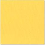 Bazzill Basics - 12 x 12 Cardstock - Canvas Texture - Sunbeam