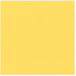Bazzill Basics - 12 x 12 Cardstock - Smooth Texture - Banana Bliss, CLEARANCE