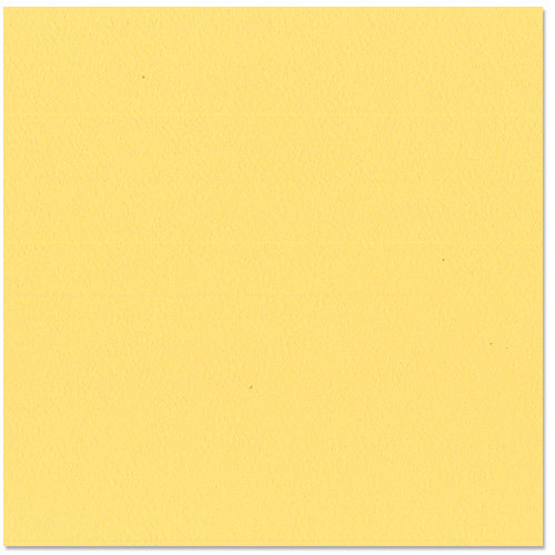 Bazzill - 12 x 12 Cardstock - Orange Peel Texture - Lemon Tart