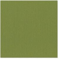 Bazzill Basics - 12 x 12 Cardstock - Grasscloth Texture - Guacamole
