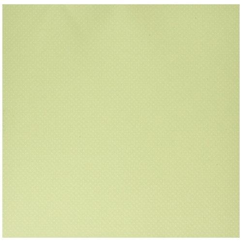 Bazzill Basics - Dotted Swiss - 12 x 12 Paper - Celtic Green