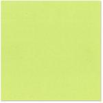 Bazzill - 12 x 12 Cardstock - Criss Cross Texture - Lemon Lime