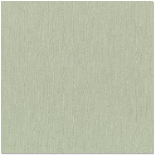 Bazzill Basics - 12 x 12 Cardstock - Canvas Texture - Aqua