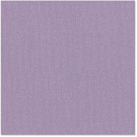 Bazzill Basics - 12 x 12 Cardstock - Canvas Texture - Heather