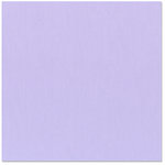 Bazzill Basics - 12 x 12 Cardstock - Canvas Texture - Lavender