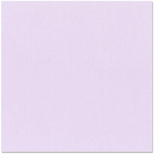 Bazzill - 12 x 12 Cardstock - Grasscloth Texture - Lavender Twilight