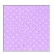 Bazzill Basics - Dotted Swiss - 12 x 12 Paper - Berry Pretty