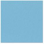 Bazzill Basics - 12 x 12 Cardstock - Canvas Texture - Ocean
