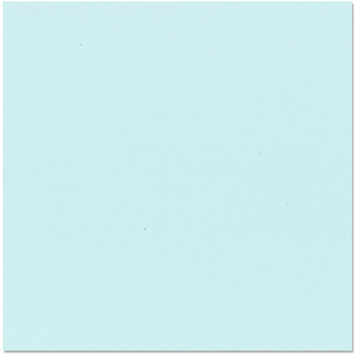 Bazzill Basics - 12 x 12 Cardstock - Smooth Texture - Ocean Breeze