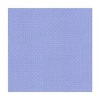 Bazzill Basics - 12 x 12 Dotted Swiss Cardstock - Rip Tide