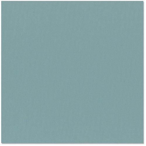 Bazzill - 12 x 12 Cardstock - Canvas Texture - Lakeshore