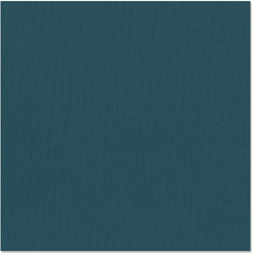 Bazzill Basics - 12 x 12 Cardstock - Canvas Texture - Bahama