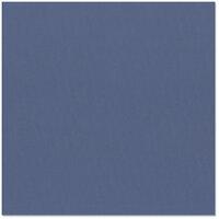 Bazzill Basics - 12 x 12 Cardstock - Canvas Texture - Typhoon