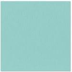 Bazzill Basics - 12 x 12 Cardstock - Grasscloth Texture - Atlantic
