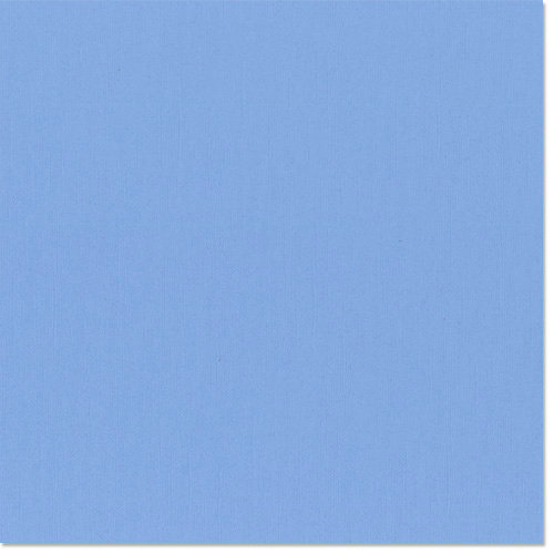 Bazzill - 12 x 12 Cardstock - Grasscloth Texture - Evening Surf