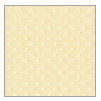 Bazzill Basics - Dotted Swiss - 12 x 12 Paper - Sandbox