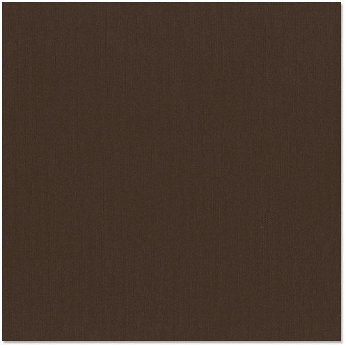 Bazzill - 12 x 12 Cardstock - Grasscloth Texture - Bitter Chocolate