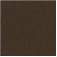 Bazzill Basics - 12 x 12 Cardstock - Grasscloth Texture - Bitter Chocolate