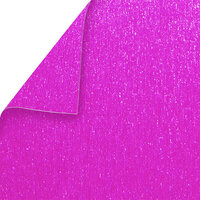 Best Creation Inc - 12 x 12 Double-Sided Brushed Metal Paper - Pink