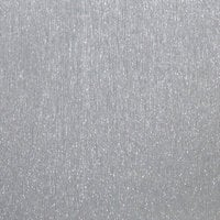 Best Creation Inc - 12 x 12 Brushed Metal Paper - Silver