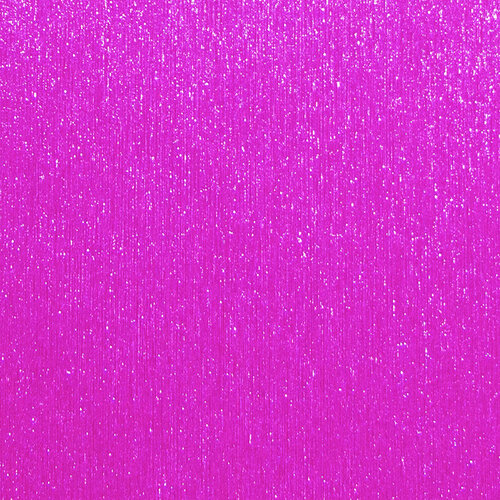 Best Creation Inc - 12 x 12 Brushed Metal Paper - Pink