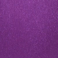 Best Creation Inc - 12 x 12 Brushed Metal Paper - Purple