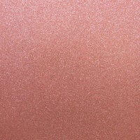 Best Creation Inc - 12 x 12 Glitter Cardstock - Pink