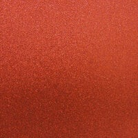 Best Creation Inc - 12 x 12 Glitter Cardstock - Red