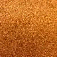 Best Creation Inc - 12 x 12 Glitter Cardstock - Copper