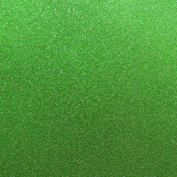 Best Creation Inc - 12 x 12 Glitter Cardstock - Green