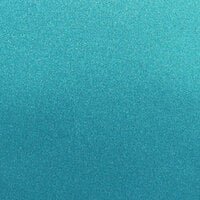 Best Creation Inc - 12 x 12 Glitter Cardstock - Ocean Blue