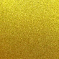 Best Creation Inc - 12 x 12 Glitter Cardstock - Dark Gold