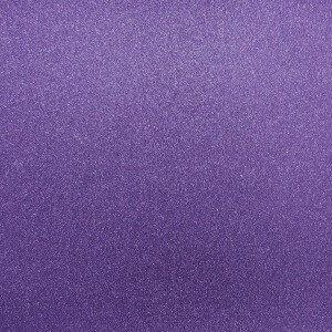 Best Creation Inc - 12 x 12 Glitter Cardstock - Royal Blue