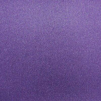 Best Creation Inc - 12 x 12 Glitter Cardstock - Royal Blue