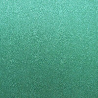 Best Creation Inc - 12 x 12 Glitter Cardstock - Prussian Blue