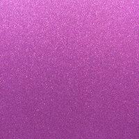 Best Creation Inc - 12 x 12 Glitter Cardstock - Violet