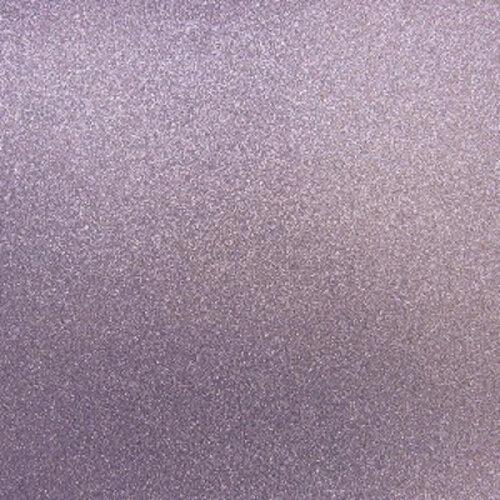 Best Creation Inc - 12 x 12 Glitter Cardstock - Lavender
