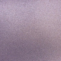 Best Creation Inc - 12 x 12 Glitter Cardstock - Lavender