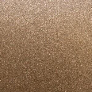 Best Creation Inc - 12 x 12 Glitter Cardstock - Bronze Copper