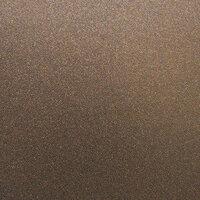 Best Creation Inc - 12 x 12 Glitter Cardstock - Coffee