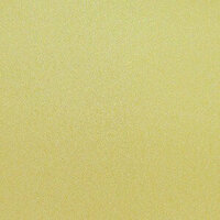 Best Creation Inc - 12 x 12 Glitter Cardstock - Cornmeal
