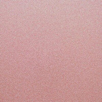 Best Creation Inc - 12 x 12 Glitter Cardstock - Sunset Peach