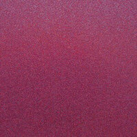 Best Creation Inc - 12 x 12 Glitter Cardstock - Pink Punch