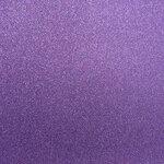 Best Creation Inc - 12 x 12 Glitter Cardstock - Grape Gem