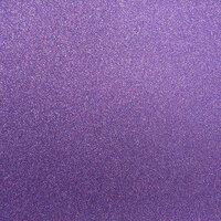 Best Creation Inc - 12 x 12 Glitter Cardstock - Grape Gem