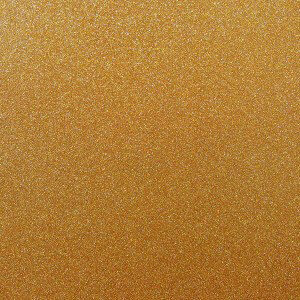 Best Creation Inc - 12 x 12 Glitter Cardstock - Champagne Gem