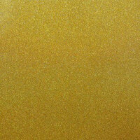 Best Creation Inc - 12 x 12 Glitter Cardstock - Sunshine Gem