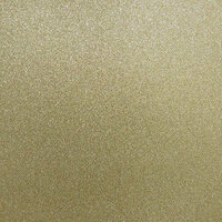 Best Creation Inc - 12 x 12 Glitter Cardstock - Gold Leaf