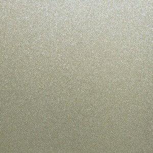 Best Creation Inc - 12 x 12 Glitter Cardstock - Light Gold Leaf